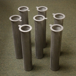 STAINLESS STEEL FLUID FILTERS