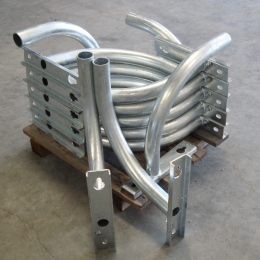 GALVANIZE SURFACE MOUNT BRACKETS